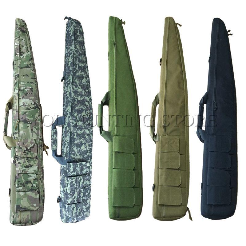 120cm Airsoft Hunting Gun Case Tactical Gun Accessories Rifle SHotgun Bag Free Shipping