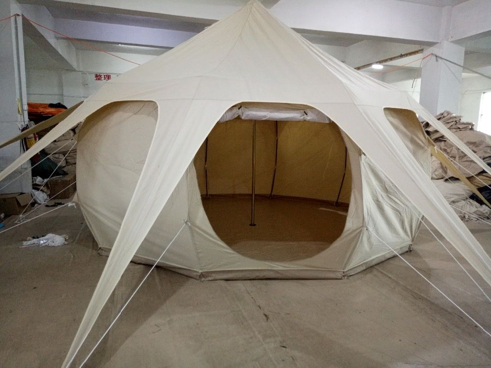 FREE SHIPPING 5M  outdoor camping family tent