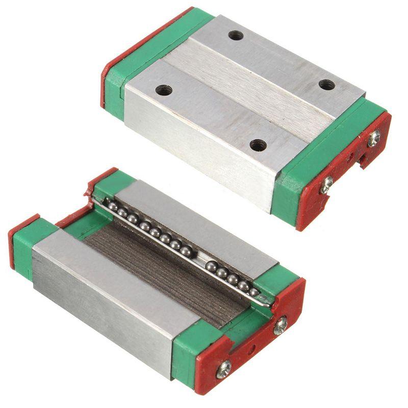 Hohe Qualität Stahl-schiebe Block Für MGN12H Linearführung CNC XYZ DIY Graviermaschine 43*26*10mm