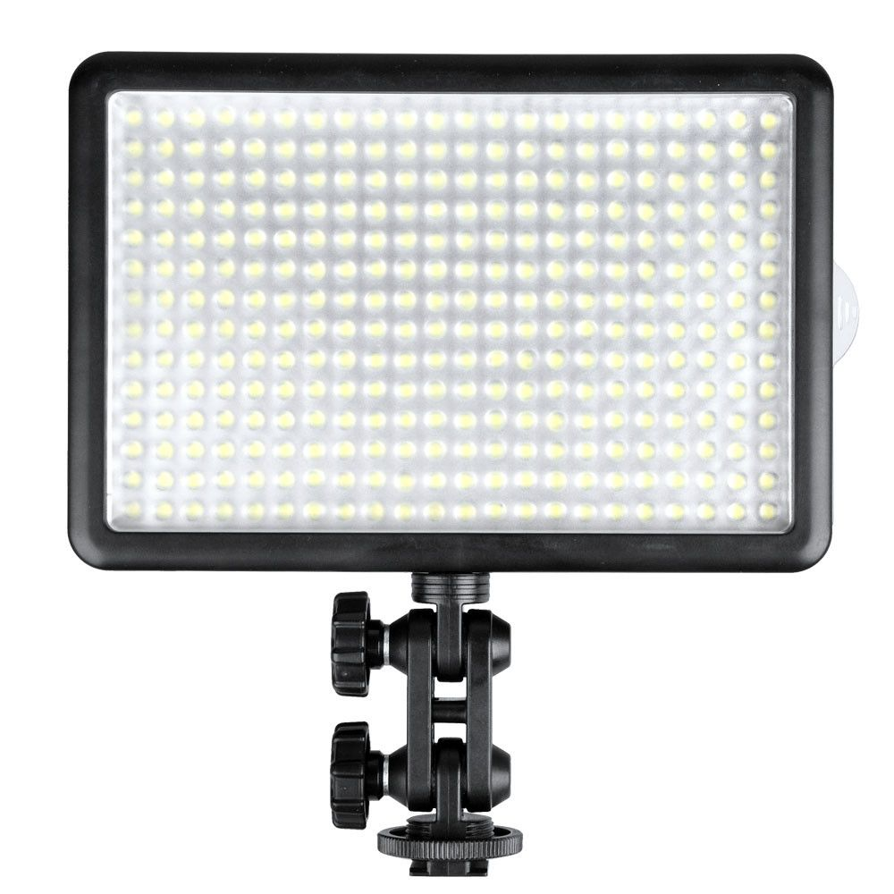 Godox LED308C Wireless Remote LED Video Light Changeable Version 3300-5600K for Wedding, Macrophotography, Photojournalistic