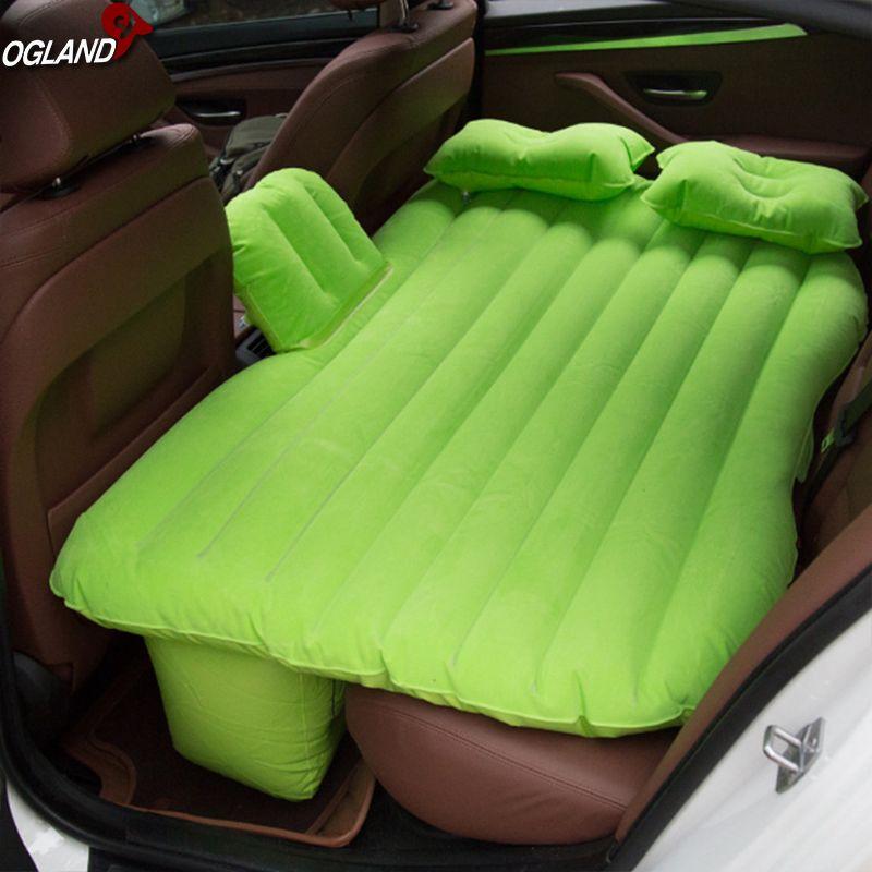 10 stück Großhandel Camping Auto aufblasbare Sofa bett, air aufblasbare matratze für Auto Möbel Turnhalle Matten Tumbling Matten Kissen