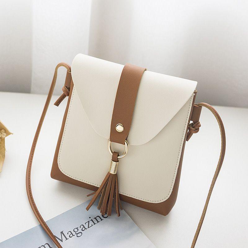 new tassel mobile phone bag mini factory direct lady slung small bag small fresh bag 0828