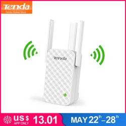 Tenda A12 300 Mbps WIFI Repeater Wireless Range Extender Wi-fi Penguat Sinyal Expander, Pasangan Yang Sempurna dari Wireless Router Wifi