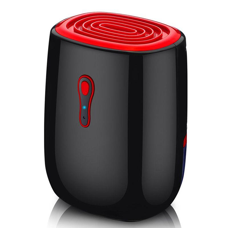 GXZ 500 ml Mini Luftentfeuchter Für Home 25 Watt Luftentfeuchter Kleiderschrank Luft Fön Flüsterleise Wäschetrockner Feuchtigkeit Absorber