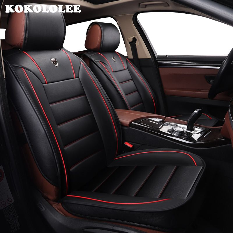 kokololee Special car seat covers For Mazda All Models cx5 CX-7 CX-9 RX-8 Mazda3/5/6/8 March 6 May 2014 323 auto accessories