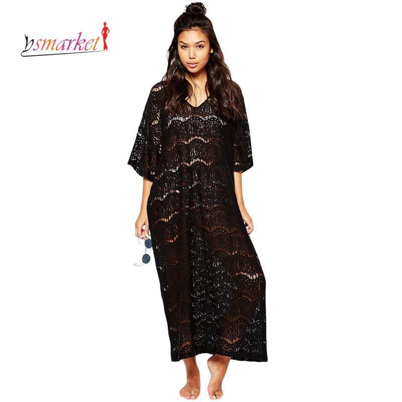 Swimwear Bikini Cover Up Women Kaftan Beach Cardigan Pareo Beach Swimsuit Cover Up Coverup Dress Beach Wear 42050