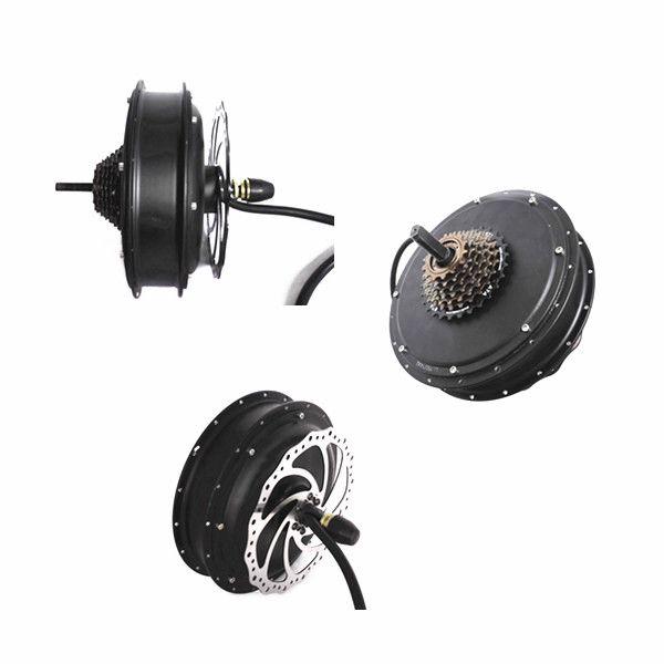Livraison gratuite vélo Électrique brushless dc hub moteur 3000 w pour vélo électrique 3kw ebike hub moteur
