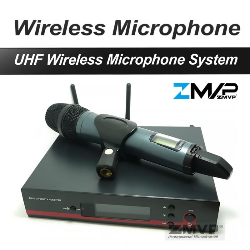 Free shipping! 135 G3 High Quality Professional UHF Wireless Microphone Wireless System With Handheld Transmitter