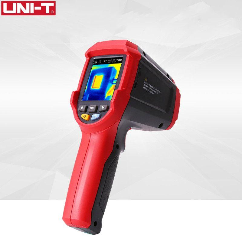 UNI-T UTi80 Thermische Imaging Kamera Digital Thermometer Imager Infrarot Kamera 4800 pixel Hohe Auflösung Farbe Bildschirm