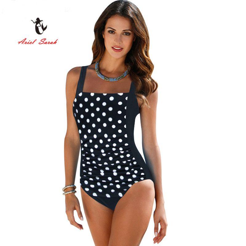 2019 nouveau une pièce maillot de bain brésilien Bikini ensemble Sexy maillots de bain grande taille maillots de bain femmes Bikinis noir maillot de bain XXXXL BJ272