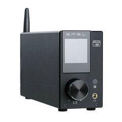 SMSL AD18 SALUT-FI Audio Amplificateur Stéréo avec Bluetooth 4.2 Prend En Charge Apt-X, USB DSP Full Numérique Amplificateur de Puissance 2.1 pour Haut-Parleur