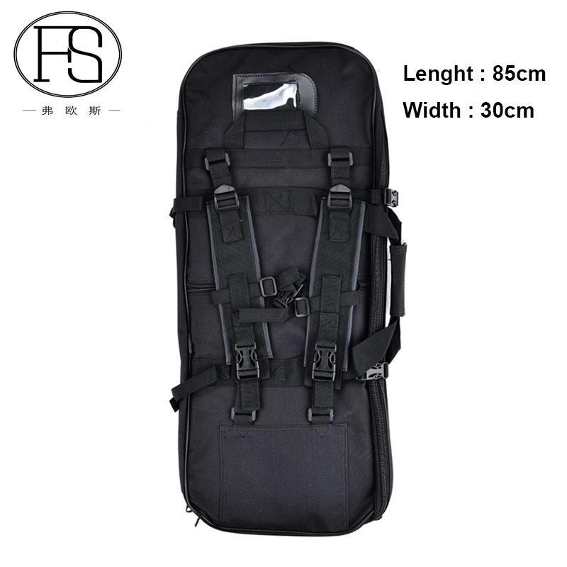 Hot Sale Nylon Tactical Hunting Shoulder Backpack Rifle Protection Bag Army Military Backpack Gun Holster Backpack Hand Carry