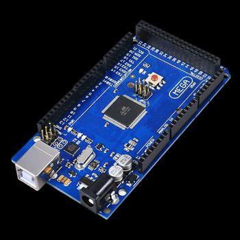 Livraison gratuite Mega 2560 R3 Mega2560 REV3 Conseil ATmega2560-16AU + Livraison Câble USB compatible pour Arduino Mega 2560 r3 Chaude
