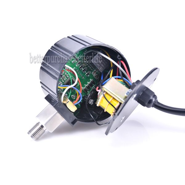 0 to -0.1Mpa 240VAC G1/4 0.5% Air Negative Vacuum Digital Pressure Switch