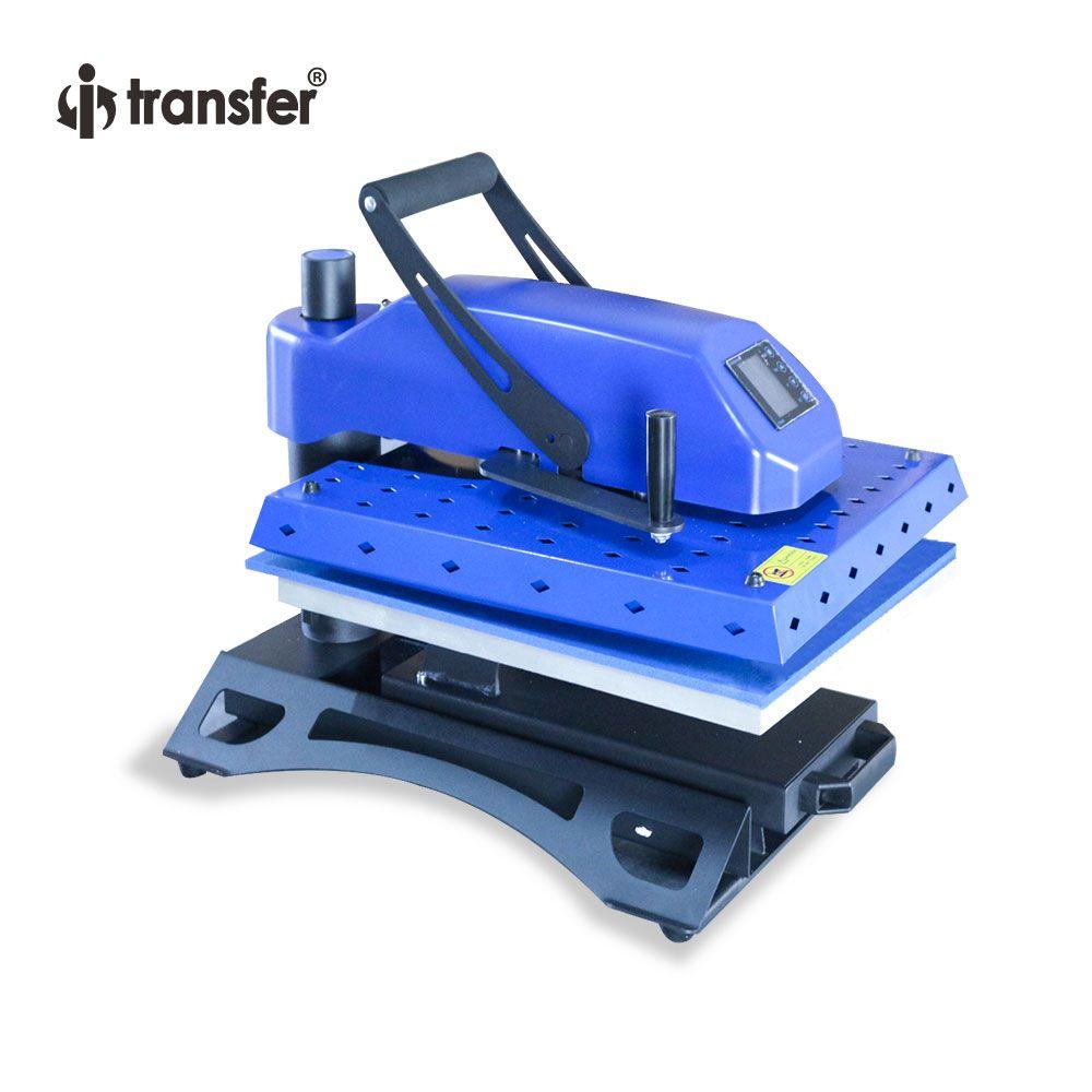 i-transfer 40*50 CM Swing Away Commercial Heat Press Machine T-shirt etc. Sublimation Printing HPM0345