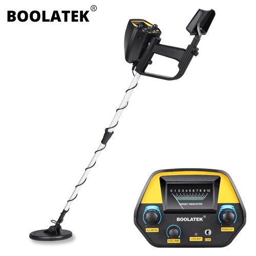BOOLATEK HOT SALE Underground Metal Detector MD-4030P Gold Detectors MD4030 Treasure Hunter Detector Circuit Metales
