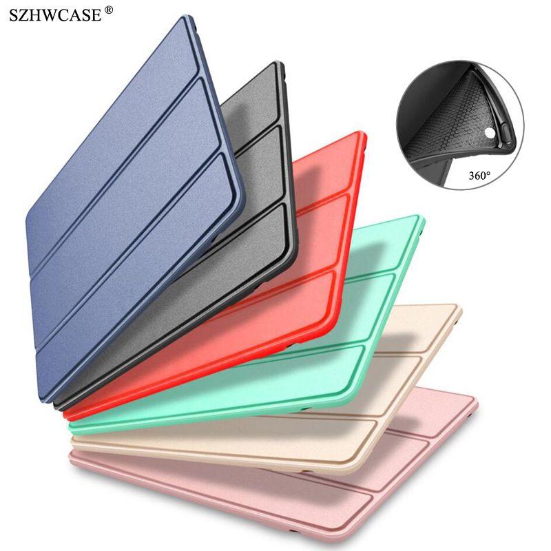Fall Für iPad 2/3/4 Silikon Smart Wake Schlaf Flip PU Leder Abdeckung Für iPad 2/ 3/4 Original Capa Fundas Für iPad 2/3/4 Coque