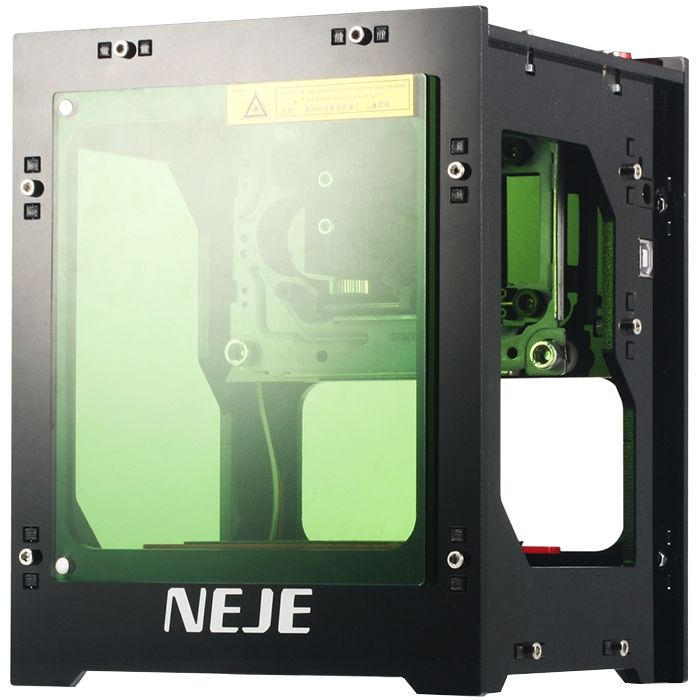 NEJE 1000mW Cnc Laser Cutter Mini Laser Engraving Machine for VIP 2