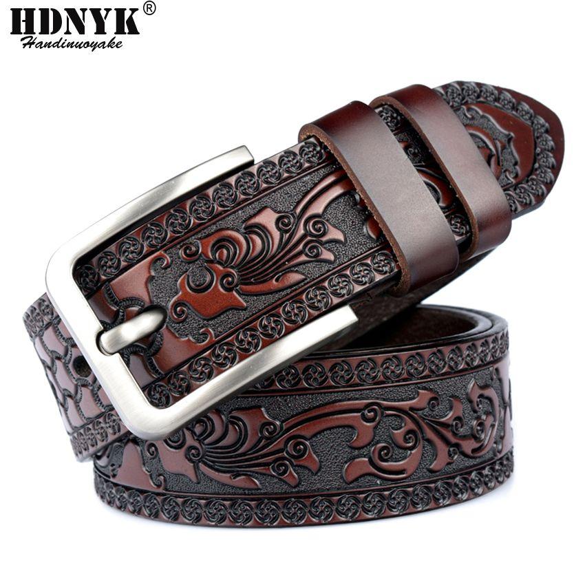 Factory Direct Belt Promotion Price New Fashion Designer Belt High Quality Genuine Leather Belts for Men Quality Assurance