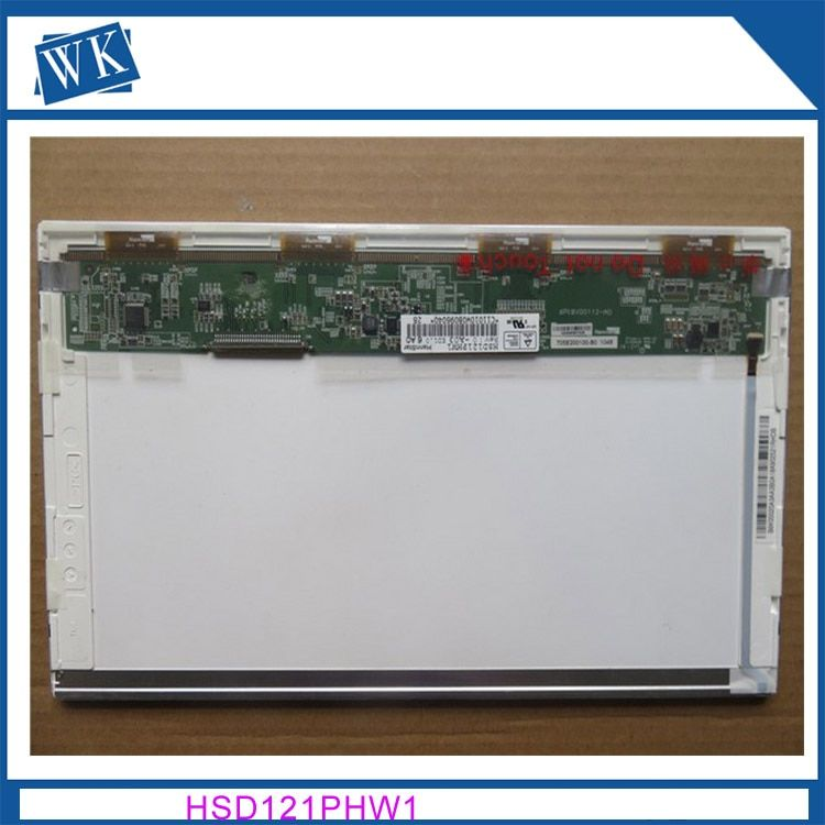Free shipping For ASUS UL20A 2420 2430 MSI U210 U210X notebook screen 12.1''laptop lcd led screen HSD121PHW1 Laptop display