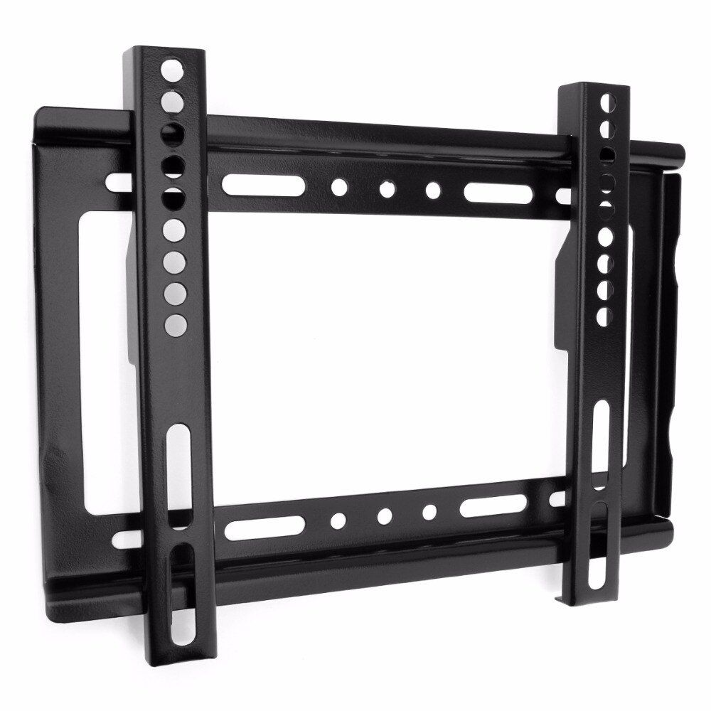 Hot sales! <font><b>Universal</b></font> TV Wall Mount Bracket for Most 14 ~ 32 Inch HDTV Flat Panel TV