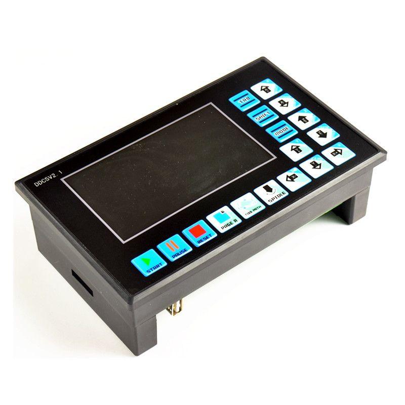 4 achsen offline NC system Stand Alone Ersetzen Mach3 3 achse USB CNC Motor Controller DDCSV2.1