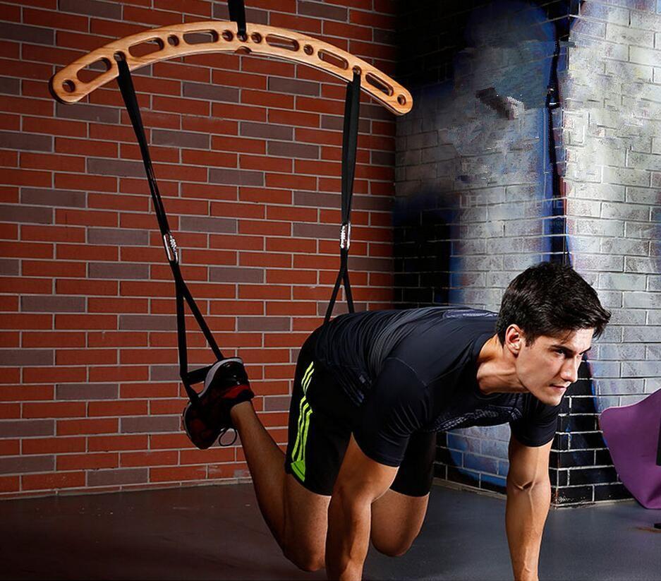Die yoak multifunktions Übung Pole, Ausbildung Arm Body Balance Hand Greifer Festigkeit Für Balance Zug