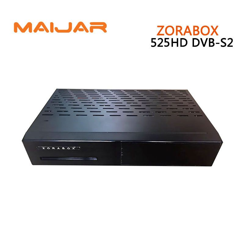 ZORABOX 525HD Digital Satellite Receiver Linux DVB-S2/C+T2 Triple Tuner DM525HD OEM H.265 streaming Full HD Decoder Cccam IPTV