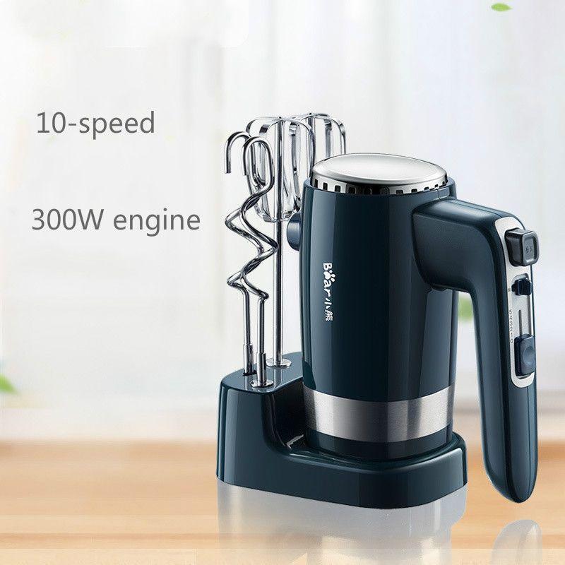 Bär Mixer Mixer Schneebesen Maschine Elektrische Haushalts Butter Maschine und Nudel Teig Stand-Mixer Küche Hilfe