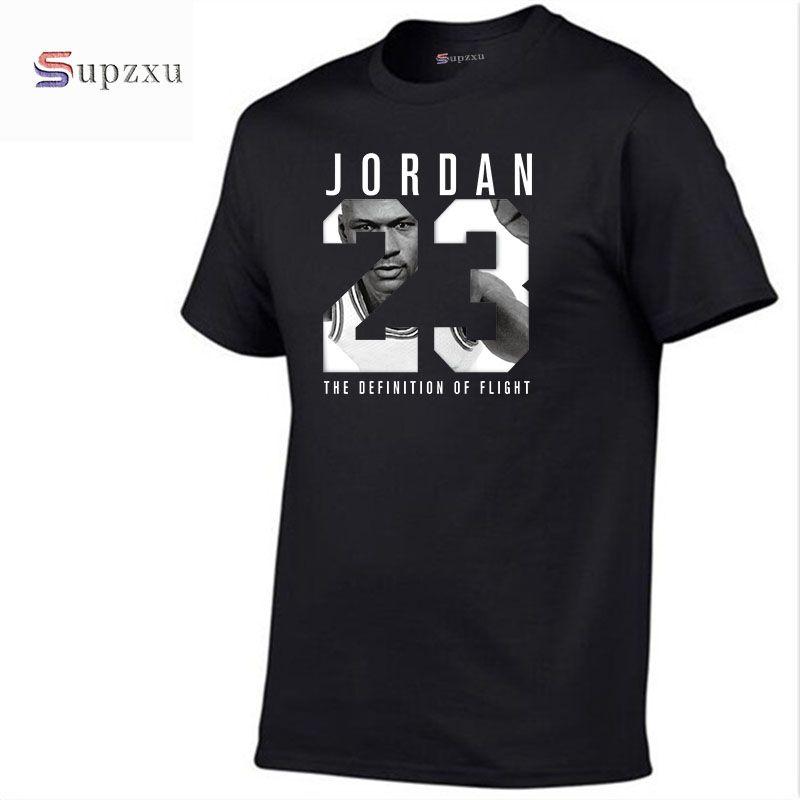 Nouvelle marque 11 couleur col rond-hommes Jordan 23 T-shirt coton mode T-shirt fitness décontracté hommes T-shirt livraison gratuite