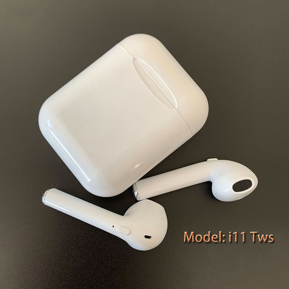 i11 Tws Earphone Bluetooth 5.0 Earphone in Ear Wireless Earphones Hot Sell Casque Sans Fil With charging box New version Earbuds