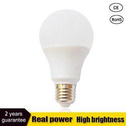 Led Ampoules SMD5730 E27 B22 3 W 5 W 7 W 9 W 12 W 15 W 20 W LED Lampes 110 V 220 V 230V240V Ampoule Pour La Maison A Mené Le Projecteur Lampes