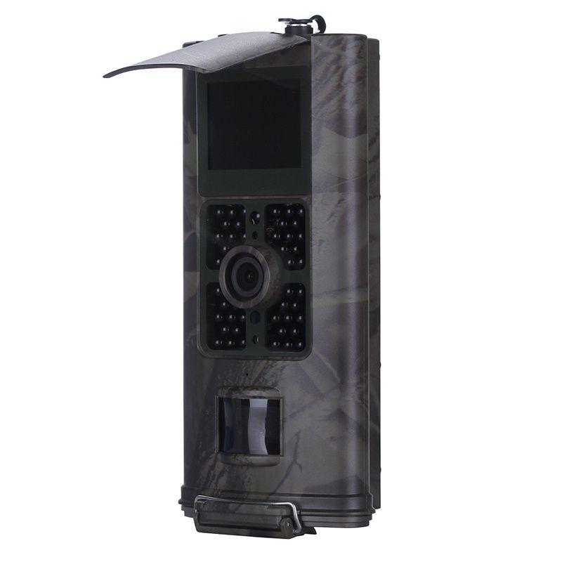 Wilde Jagd Kameras HC-700A Outdoor In-Kind Schießen Monitor Kamera Wasserdicht Nachtsicht Fernbedienung Jagdkamera