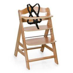 Beta Hauck Bayi Dinning Kursi Tinggi, di atas 6 Bulan Bayi Booster Kursi, beech kayu pakan bayi kursi