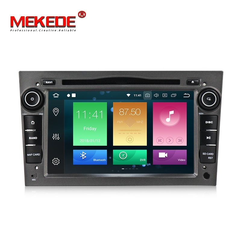 Octa core PX5 Android 8.0 Car GPS Navigation Radio player For Vauxhall Opel Astra H G J Vectra Antara Zafira Corsa with TDA7851