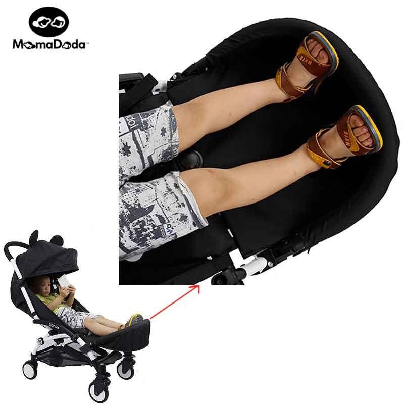 Детские yoya коляска Расширенный подставка для ног бампер набор Йо-йо Аксессуары для колясок Детские коляски Relax Foot коляска для Коляски