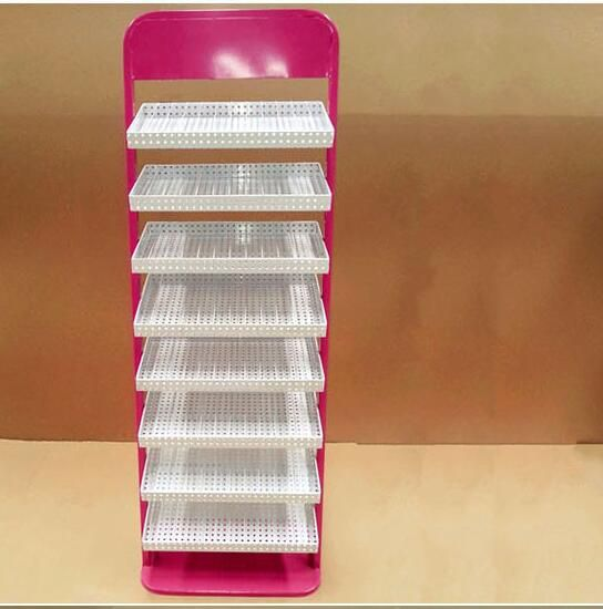 Nail polish shelf. Show. Perfume shelf large capacity