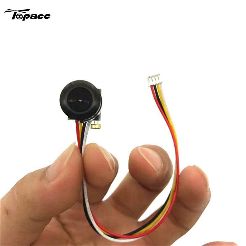 Hot Sale! Mini 1200TVL 1.8mm M12 150 Degree HD Super Wide Angle PAL / NTSC FPV Camera for RC Racing Drone Quadcopter Helicopter