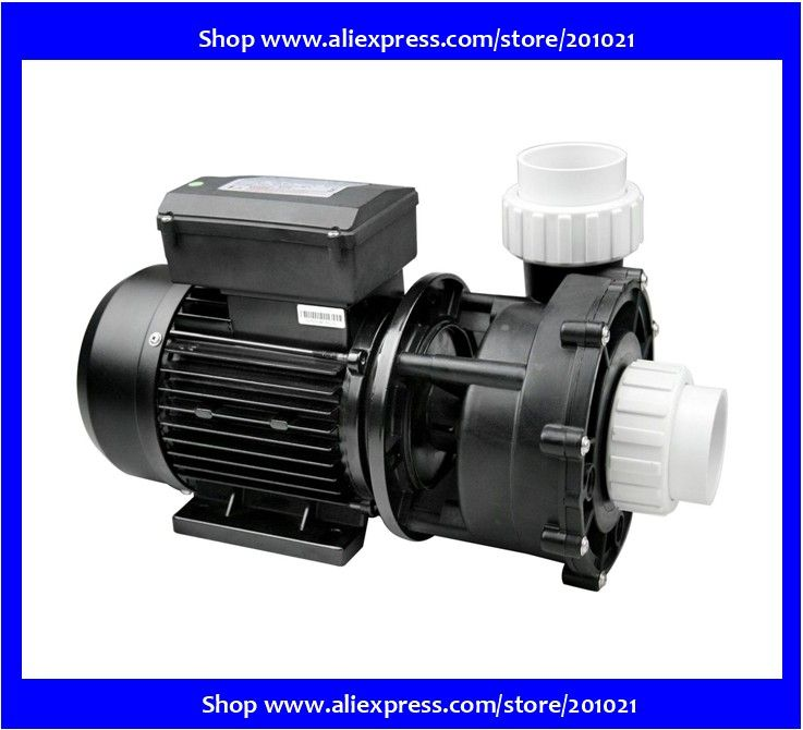 Hot tub SPA & Pool Pump with dual / double / two speed WP300-II 3.0HP/2.2KW 2200W/3,0PS high speed , 450W/0,62PS low speed