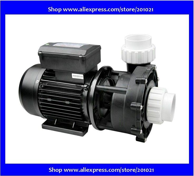 Whirlpool SPA & Pool Pumpe mit dual/doppel/zwei geschwindigkeit WP300-II 3.0HP/2.2KW 2200 Watt/3,0 TEILE hohe geschwindigkeit, 450 Watt/0,62 TEILE niedriger geschwindigkeit