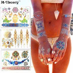 Adhesivos de tatuajes sexy a la moda para hombres y mujeres, tatuajes temporales de transferencia de agua para decoración de cuerpo, resistente al agua y con duración de 3-5 días