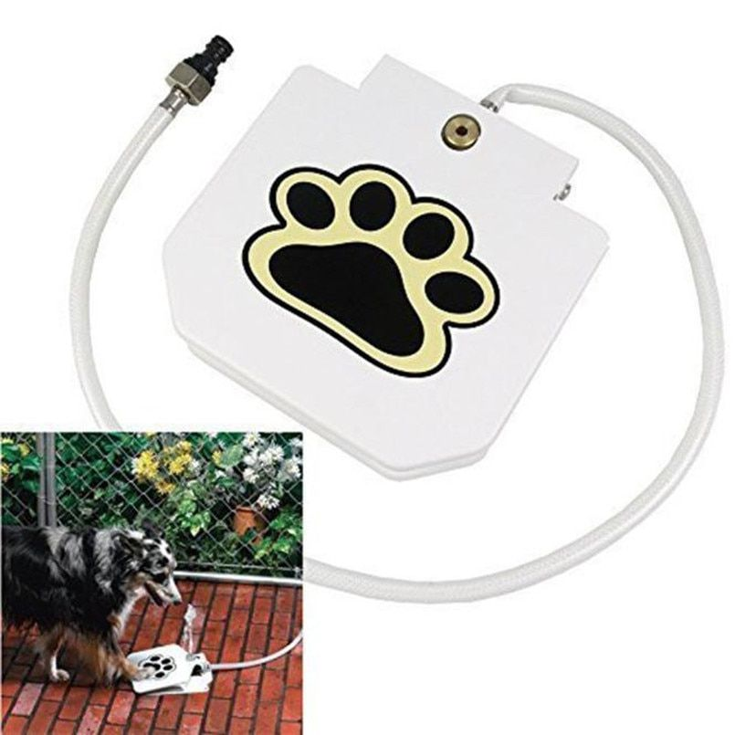 2017 Modern Durable Trouble-Free Outdoor Dog Cat Pet Drinking Doggie Water Fountain New Dropshipping J622