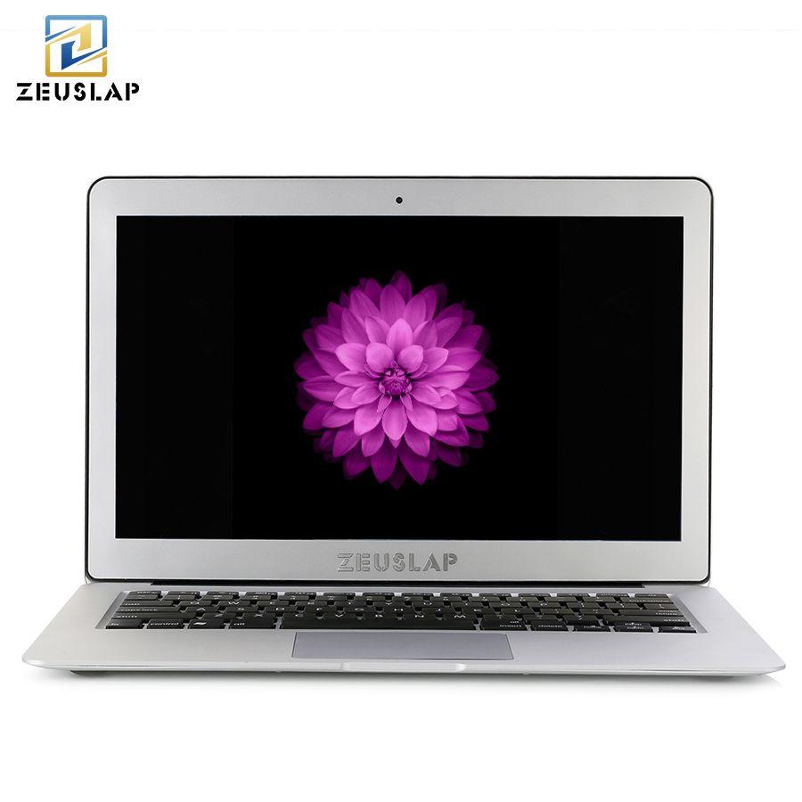 13.3 inch Intel Core i5 CPU 8GB ram 256GB ssd Windows 10 Pro 1920X1080P ips FHD screen Fast Running Laptop Notebook Computer