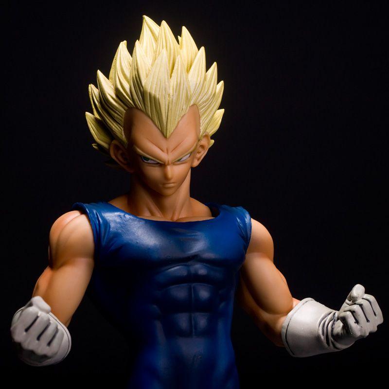 Figurine Dragon Ball Z Super Saiyan végéta PVC jouet de Collection jouets 25 CM Juguetes Dragon Ball figurines Brinquedo
