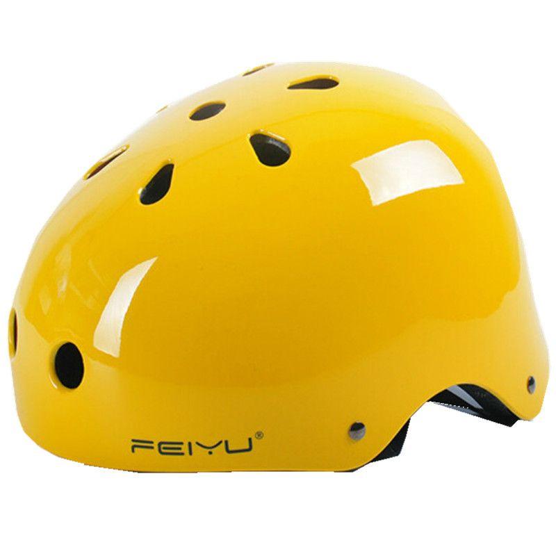 Casque de ski universel ABS + EPS Skateboard hip-hop Roller casque de Sports extrêmes casque de protection de la tête patinage escalade casques de sécurité