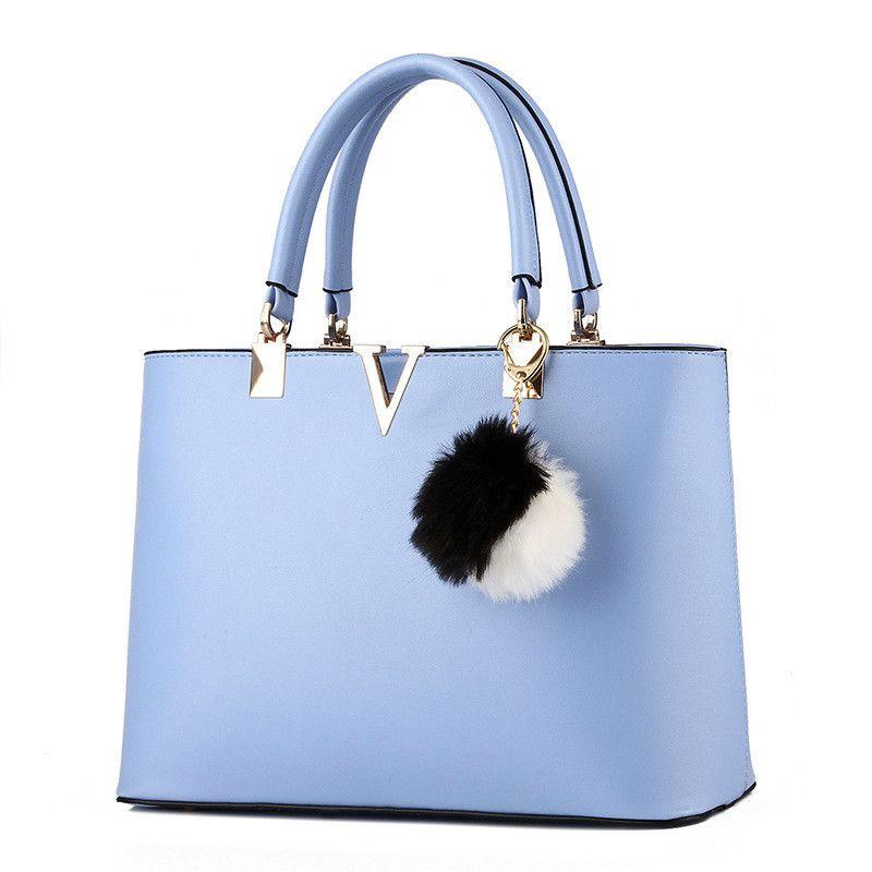MONNET CAUTHY sacs femme concis loisirs mode Socialite doux sac à main couleur bonbon bleu lavande rose blanc rouge Top poignée sac