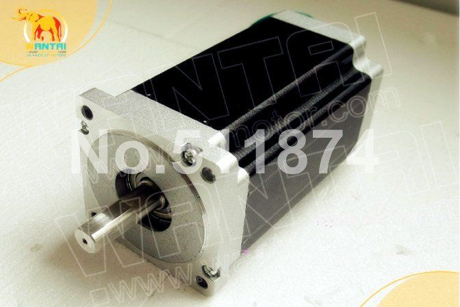 Power Motor! CNC Wantai Nema34 Stepper Motor 85BYGH450C-012 1600oz-in 151mm 3.5A CE ROHS ISO Router Plastic Engraver Printer
