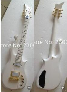 Prince Cloud guitar maple fingerboard white color and The high quality