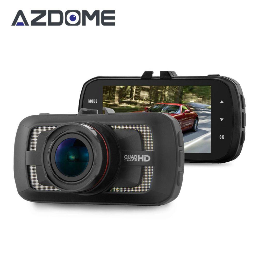 DAB205 автомобиля Камера Ambarella A12 2560*1440 P видео Регистраторы регистраторы 3.0 дюймов ЖК-дисплей 170 градусов Датчик ADAS GPS Видеорегистраторы для авт...