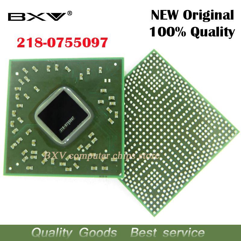 218-0755097 218 0755097 100% nouveau chipset BGA original pour ordinateur portable livraison gratuite avec message de suivi complet